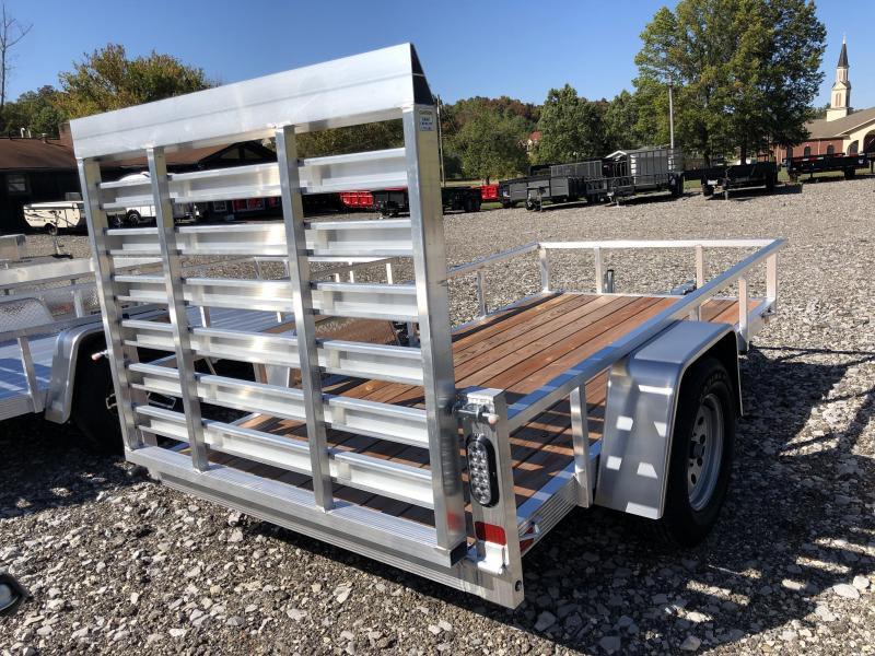 2020 Sport Haven AUT510 Aluminum Utility Trailer