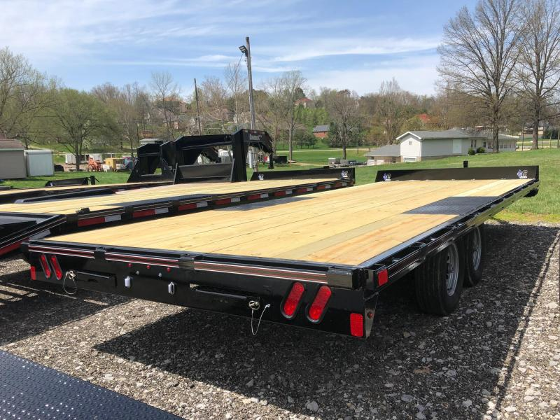 2020 Diamond C Trailers GDD252 20X102 Equipment Trailer