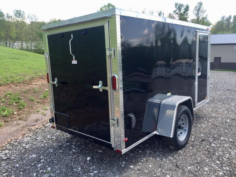 2020 Arising 510VSRB Enclosed Cargo Trailer