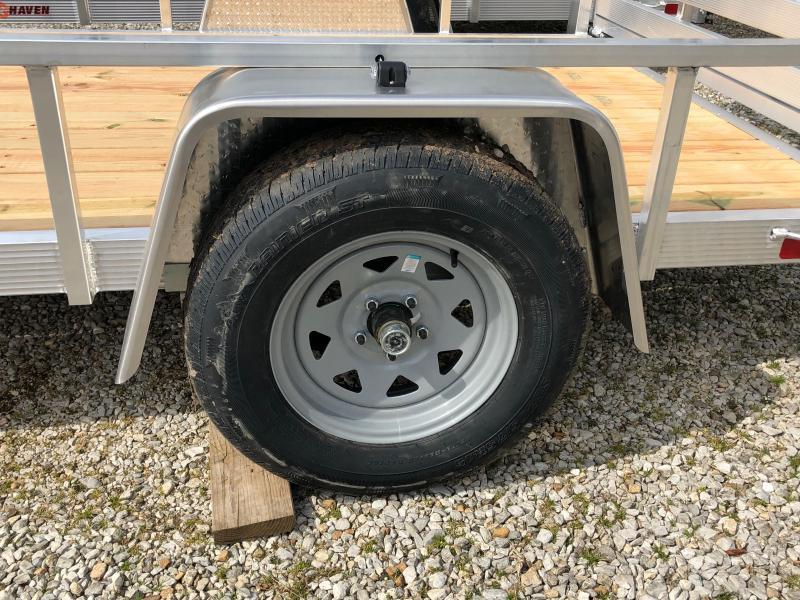 2020 Sport Haven AUT610 Aluminum Utility Trailer