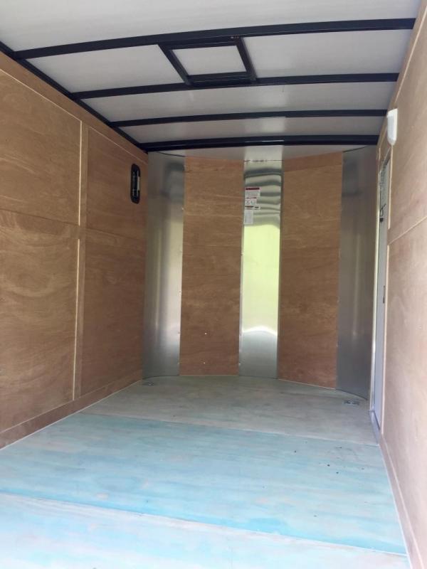 2019 Arising 712VSRW Enclosed Cargo Trailer w/ 7' Interior Height