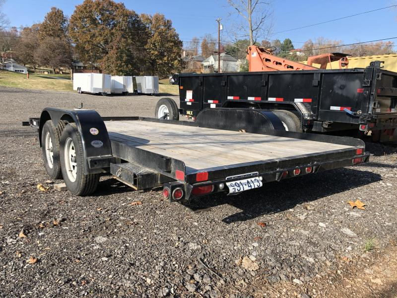 *For Rent* 2018 Big Tex Trailers 16X83 60CH Car Trailer