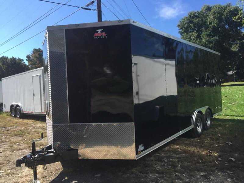 2020 Anvil AT8.5X20TA3 Enclosed Cargo Trailer