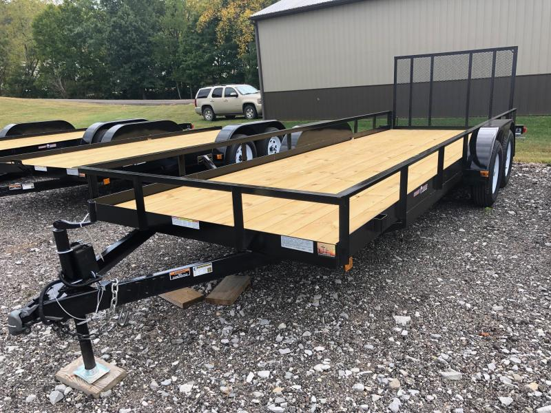 2020 Currahee LD620 Utility Trailer