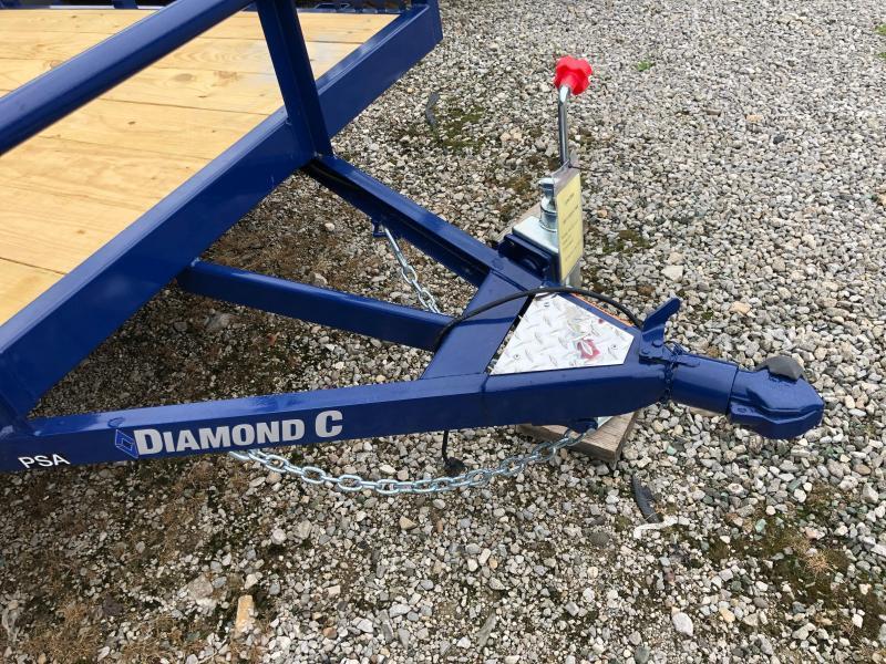 2020 Diamond C Trailers PSA135L12X77 Utility Trailer