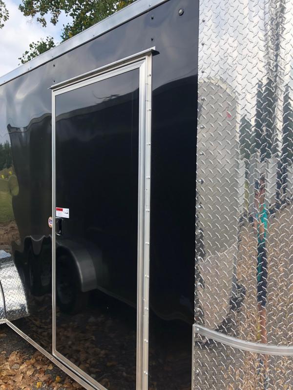 2020 Arising 716VTRB Enclosed Cargo Trailer