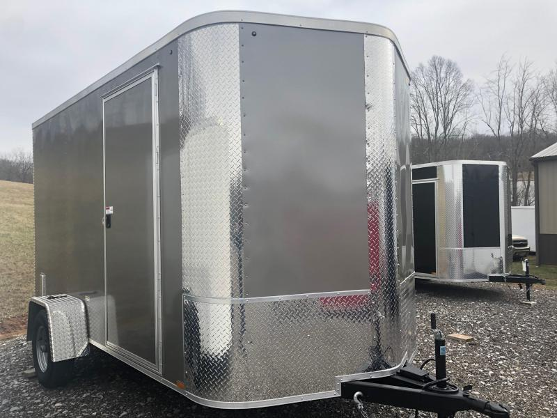 2019 Arising 712VSRP Enclosed Cargo Trailer