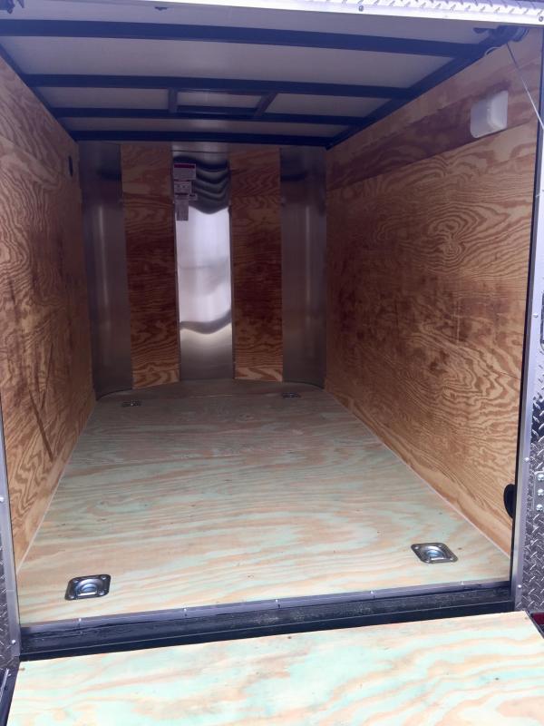 2020 Arising 58VSRB Enclosed Cargo Trailer