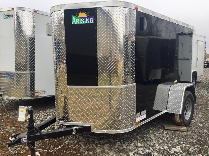 2020 Arising 58VSRB Enclosed Cargo Trailer