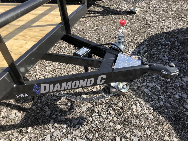 2020 Diamond C Trailers PSA152 14X77 Utility Trailer