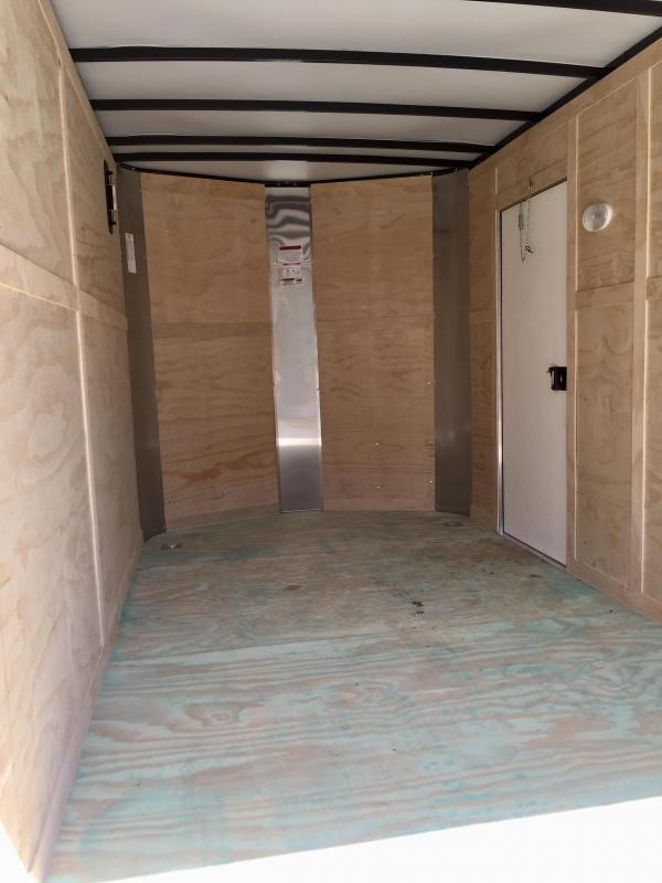 2020 Arising 714VTRSM 2-TONED Enclosed Cargo Trailer w/ 7' Interior Height