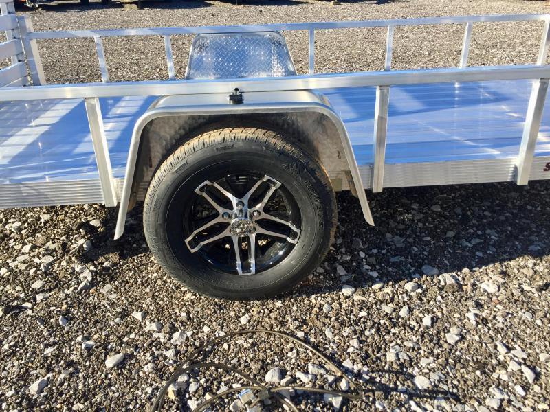 2020 Sport Haven AUT612D Deluxe Aluminum Utility Trailer