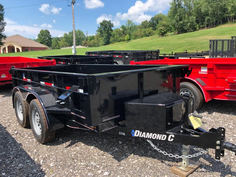 2020 Diamond C Trailers EDG235L10X60 Dump Trailer