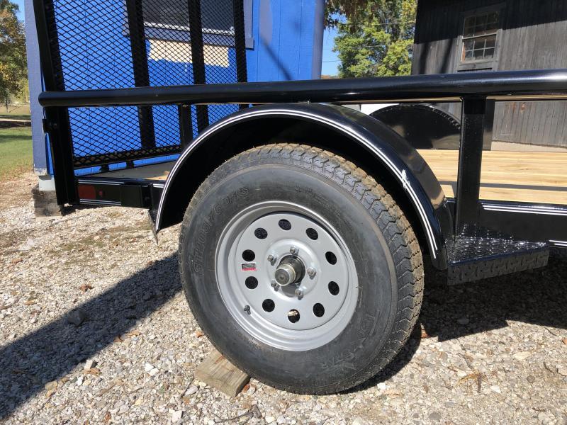 2020 Diamond C Trailers GSA135 8X60 Utility Trailer