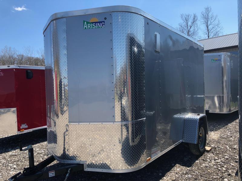 2020 Arising 610VSRSM Enclosed Cargo Trailer