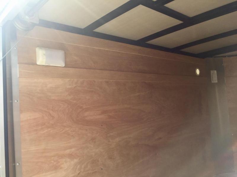 2020 Arising 58VSRW Enclosed Cargo Trailer