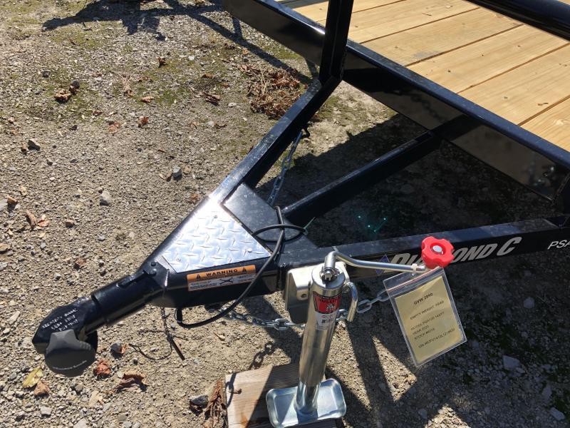 2020 Diamond C Trailers PSA135 14X77 Utility Trailer