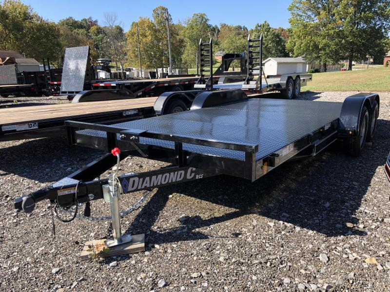 2019 Diamond C Trailers RCS18X83 Car Trailer