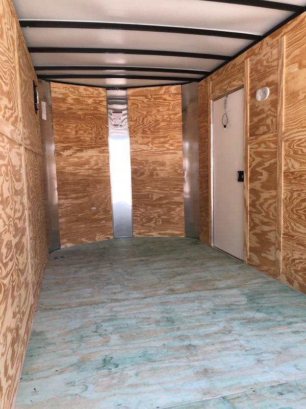2020 Arising 714VTRSM Enclosed Cargo Trailer w/ 7' Interior Height