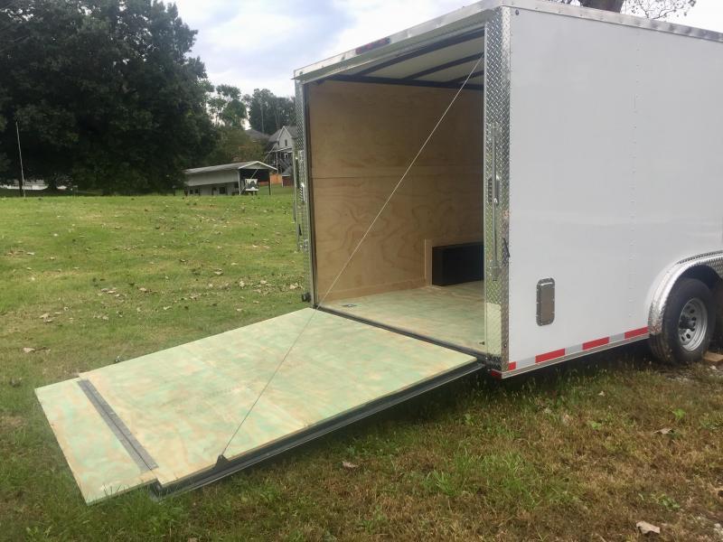 2020 Arising 8.520VTRW Enclosed Cargo Trailer