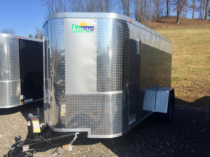 2020 Arising 510VSRW Enclosed Cargo Trailer