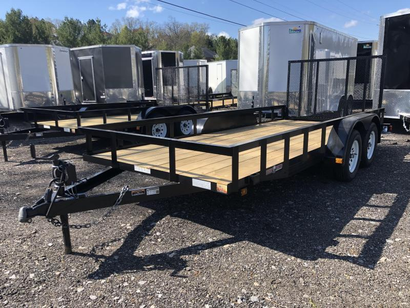 2021 Currahee LD616 Utility Trailer