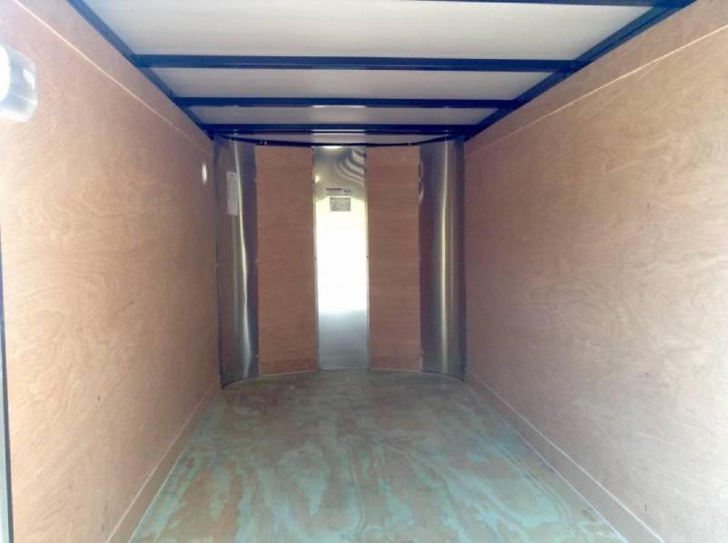 2020 Arising 48VSGW Enclosed Cargo Trailer