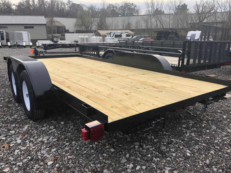 2020 Currahee C716 Car Trailer