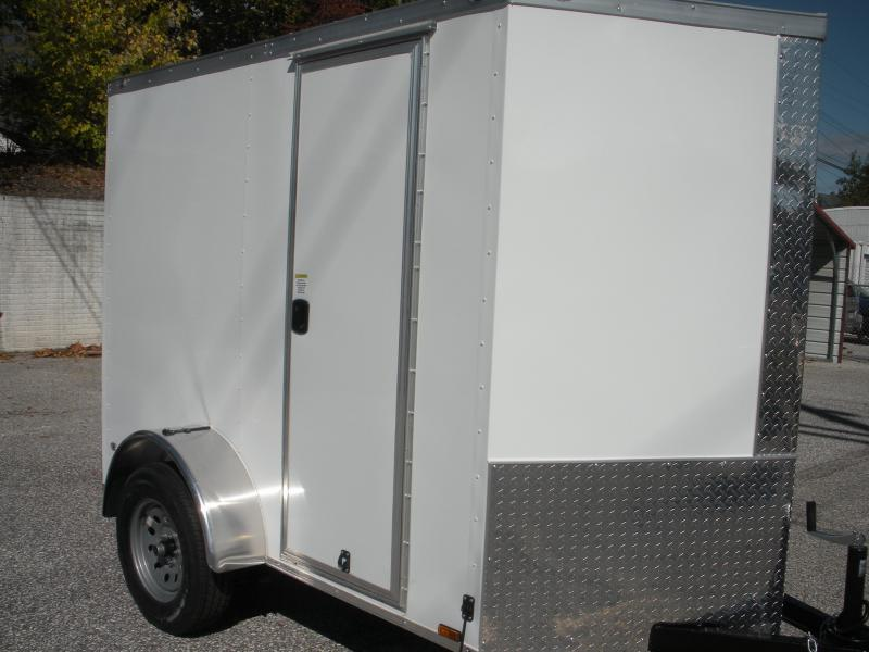 2020 Anvil 5' X 8' X 6' Hgt. 3K  Enclosed Cargo Trailer