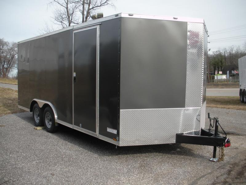 2020 Anvil 8.5' X 18' 7K Car / Racing Trailer