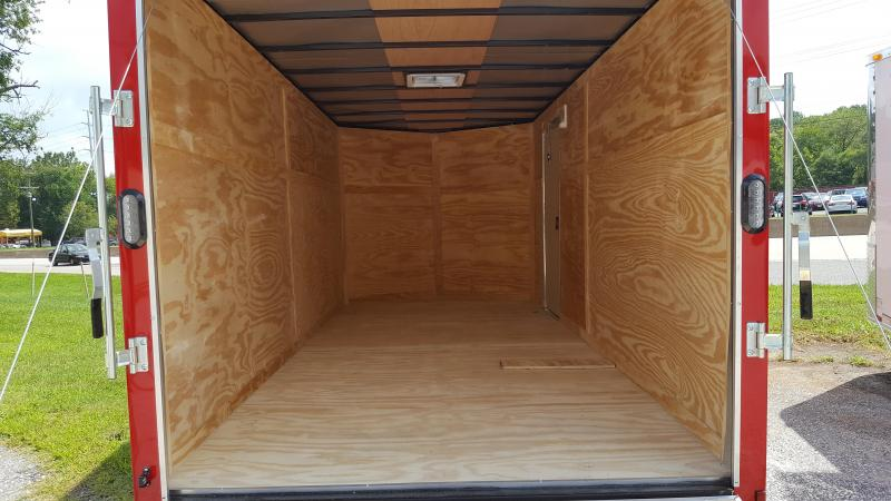 2020 Anvil 7' X 16'  Enclosed Cargo Trailer