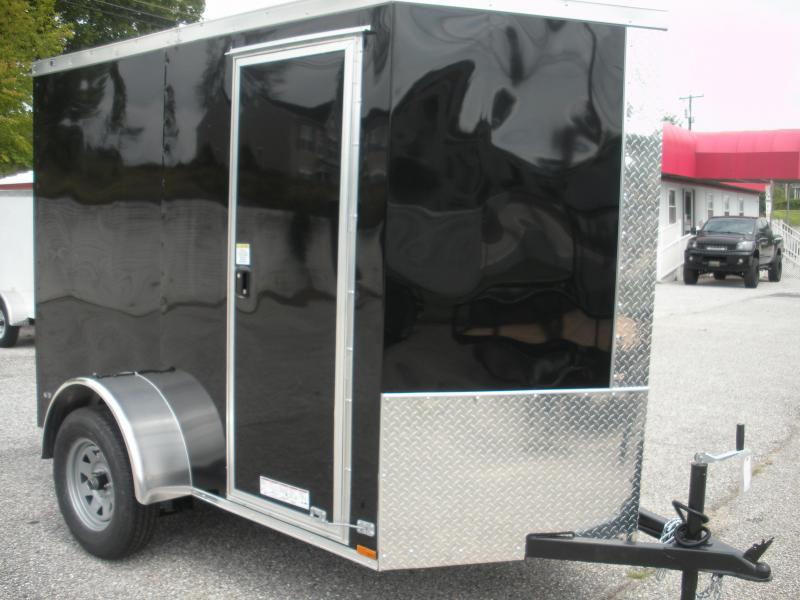 2019 Anvil 5' X 8' X 6' Hgt. 3K  Enclosed Cargo Trailer