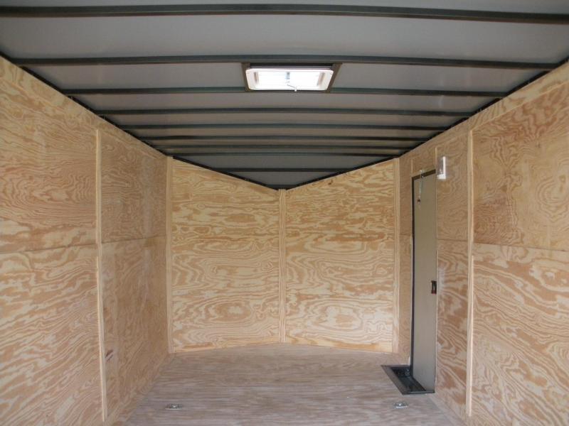 2019 Anvil 8.5' X 24' X 7' Height 10K Torsion Spread Axle Car / Racing Trailer**HURRY BEFORE IT'S GONE***BUY IT NOW* FURTHER REDUCTION TAKEN**BEST DEAL ON A 24' YOU'LL EVER FIND