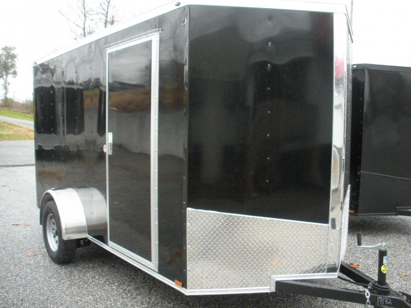2020 Spartan 6' X 12' 3K  Enclosed Cargo Trailer