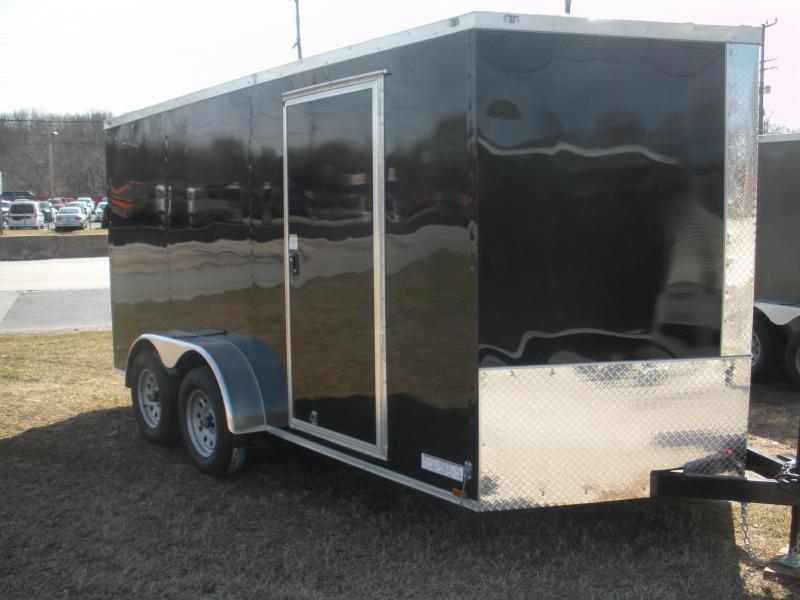 2019 Anvil 7' X 14'  Enclosed Cargo Trailer