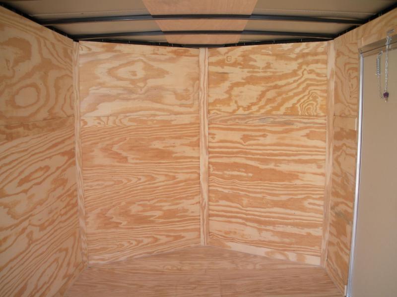 2020 Anvil 7' X 14'  Enclosed Cargo Trailer