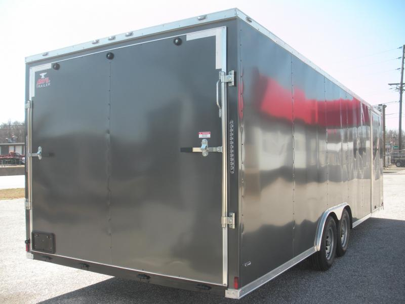 2020 Anvil 8.5' X 24' 10K Car / Racing Trailer