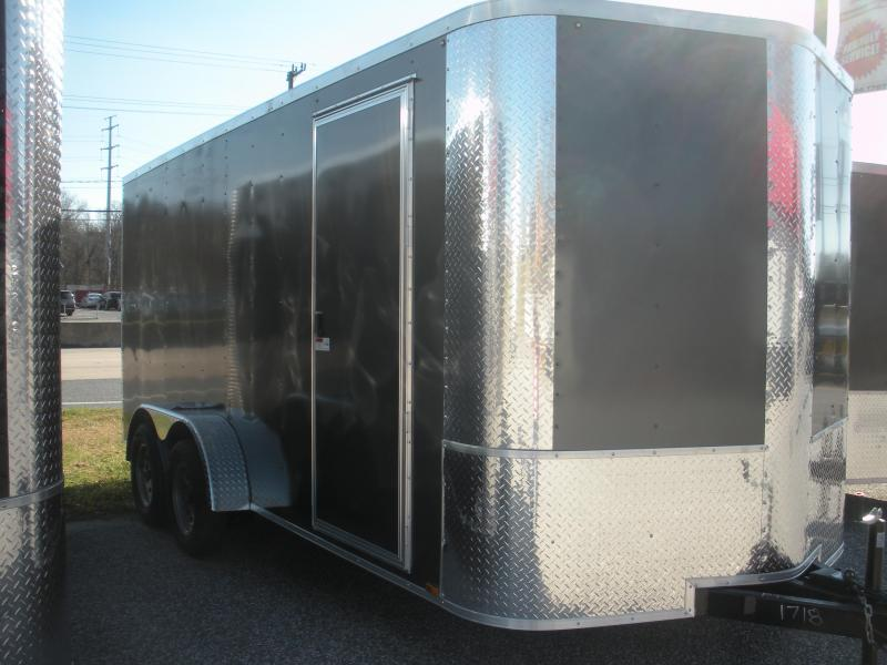2019 Arising 7' X 12' 7K  Enclosed Cargo Trailer