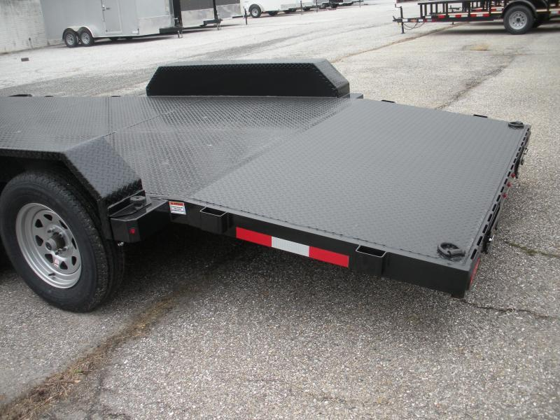 "2020 Cam Superline 82"" X 18' 7K Steel Deck  Open Car / Racing Trailer"