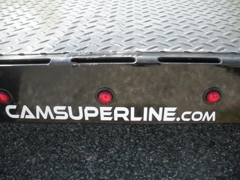 """2020 Cam Superline 82"""" X 20' 10K Open Car / Racing Trailer"""