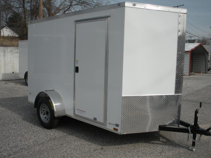 2019 Anvil 6' X 10' Enclosed Cargo Trailer