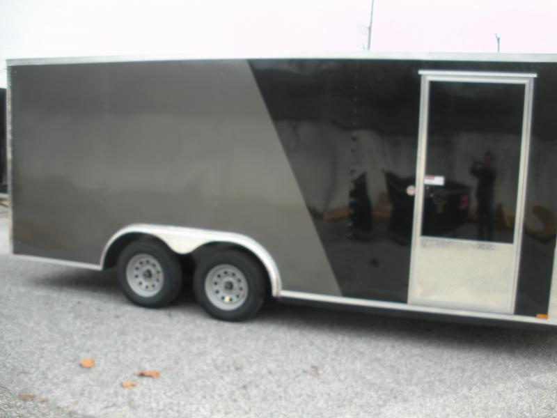 "2020 Arising 8.5' X 18' X 6'6"" Height 2 Tone 7K  Enclosed Cargo Trailer"
