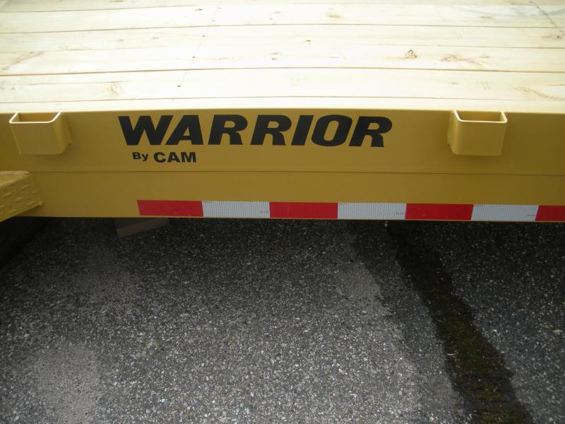 """2020 Cam Superline 76.5' X 18' 10K """"Warrior"""" Equipment Trailer"""