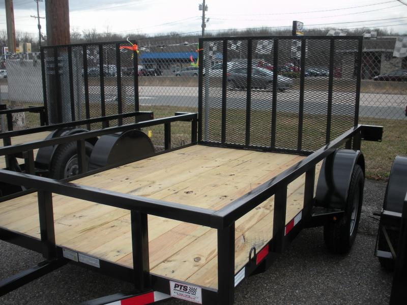 2020 Down 2 Earth Trailers 6X10 Utility Trailer