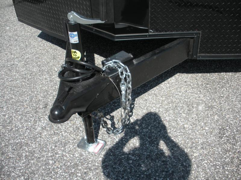"""SOLD"" More Coming approx. 6/30 2020 Spartan 8.5' X 20' X 7' Height 7K Black/ Black Trim Car / Racing Trailer"