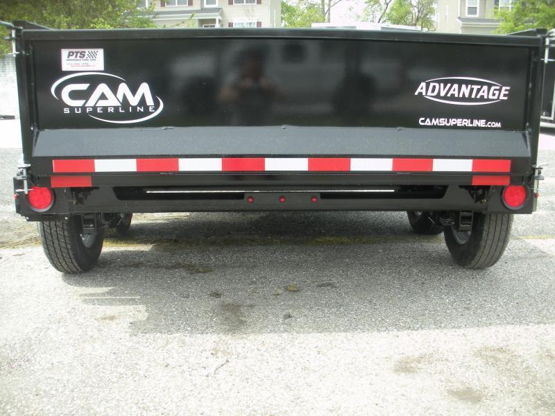 """HOT DEAL"" 2020 Cam Superline 6' X 10' 8K Low Profile Dump"
