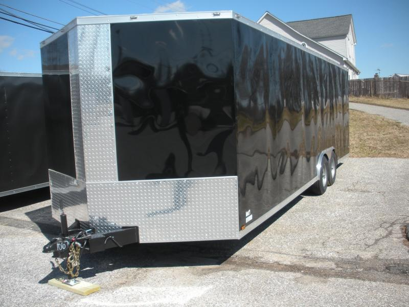 2020 Anvil 8.5' X 24' 7K Black *Sold Out* More Due Approx. Late June. Car / Racing Trailer