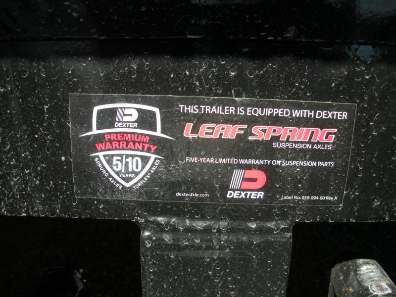 """2020 Cam Superline 82"""" X 18' 7K Open Car / Racing Trailer"""