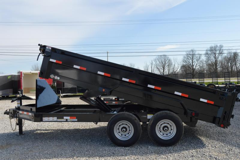 2020 Iron Bull 83X14 DUMP Dump Trailer