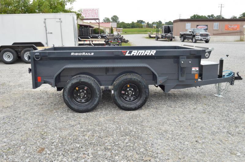 2020 Lamar Trailers 60X10  Dump Trailer